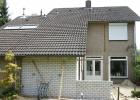 2 x uitbouw en plaatsen dakkappel