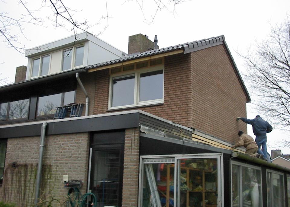Extra Kamer Maken : Verbouw projecten aannemersbedrijf p. kuijpers